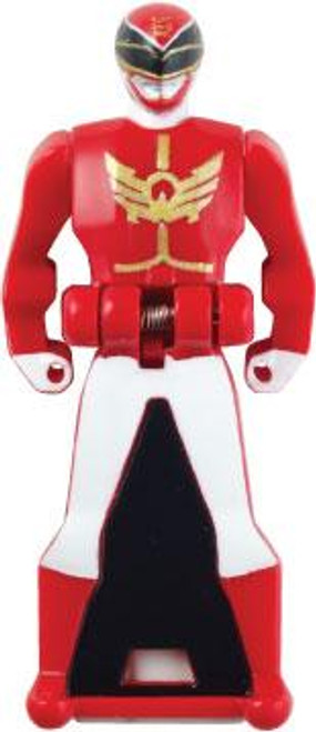 Power Rangers Legendary Ranger Key Pack Red Megaforce Ranger Key [Loose]