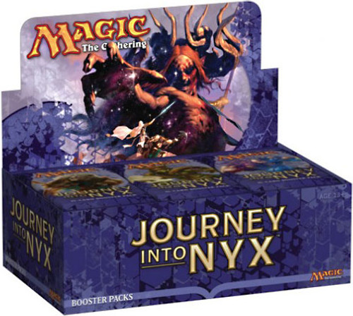 MtG Journey into Nyx Booster Box