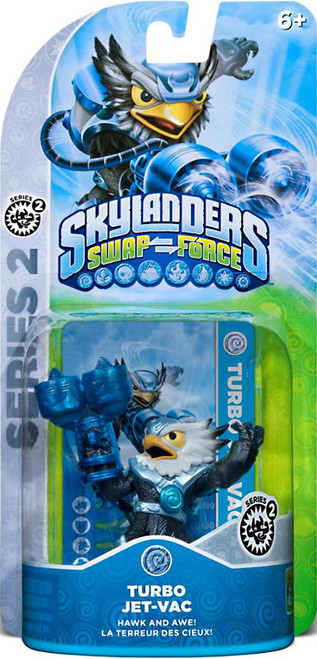 Skylanders Swap Force Series 2 Jet-Vac Figure Pack [Turbo]
