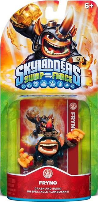 Skylanders Swap Force Fryno Figure Pack