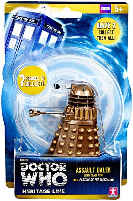 Doctor Who Wave 2 Dalek Action Figure [Assault]