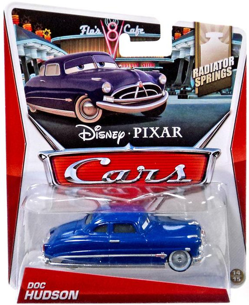 Disney Cars Doc Hudson Diecast Car #14
