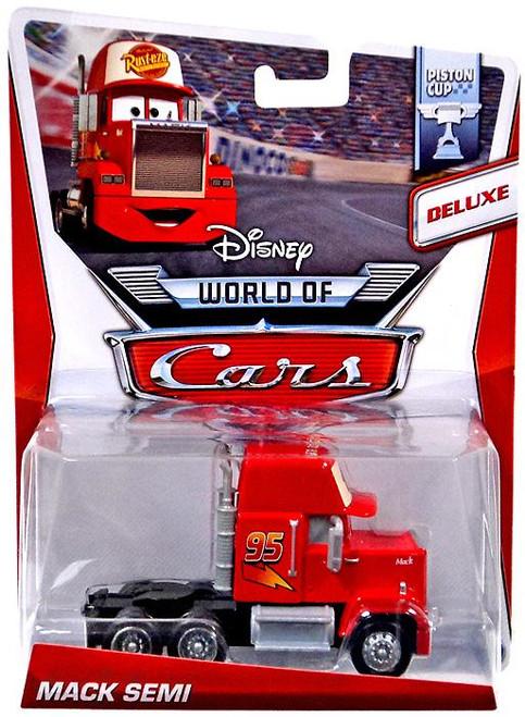 Disney Cars The World of Cars Mack Semi Diecast Car #9