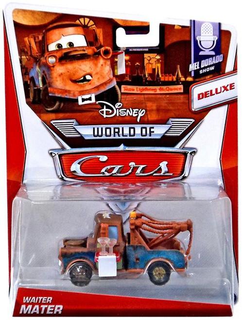 Disney Cars The World of Cars Waiter Mater Diecast Car #4