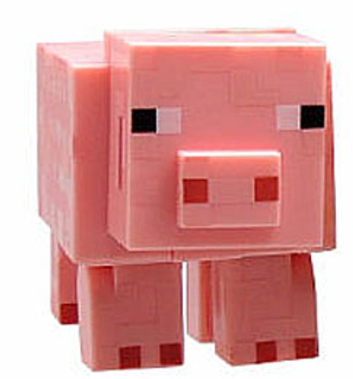 Minecraft Core Animal Pig Figure [Loose]