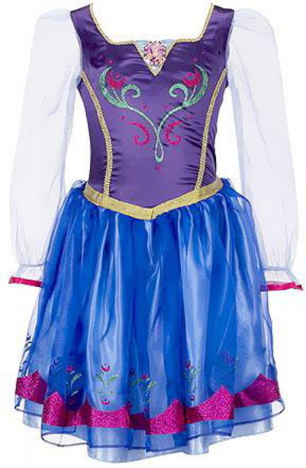 Disney Frozen Anna Dress Up Toy [Size 4-6X]