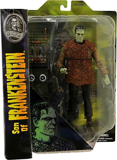 Universal Monsters Son of Frankenstein Action Figure