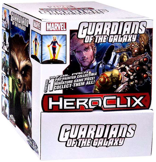 Marvel HeroClix Guardians of the Galaxy Booster Box