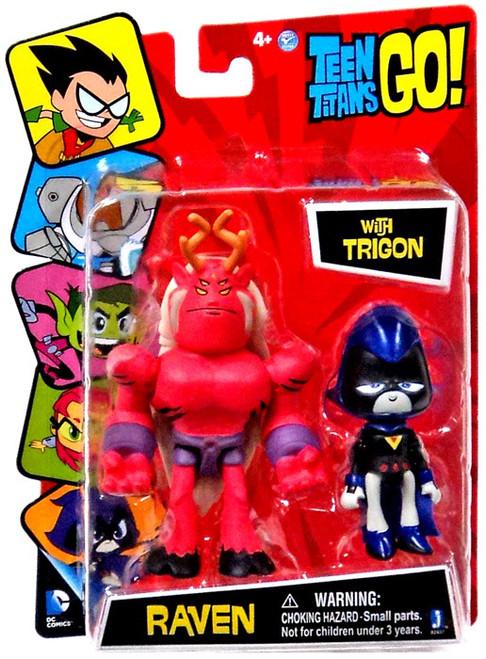 Teen Titans Go! Raven 3-Inch Figure