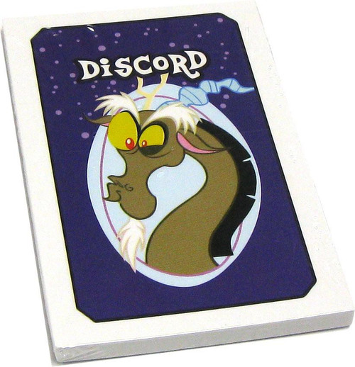 My Little Pony Monopoloy Parts 16 Discord Cards 1 1/2-Inch [Loose]