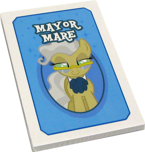 My Little Pony Monopoloy Parts 16 Mayor Mare Cards 1 1/2-Inch [Loose]