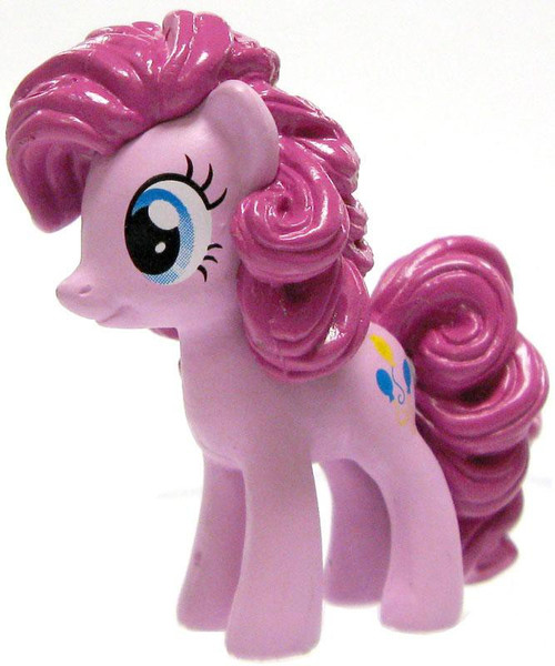 My Little Pony Monopoloy Parts Pinkie Pie 1 1/2-Inch PVC Figure [Loose]