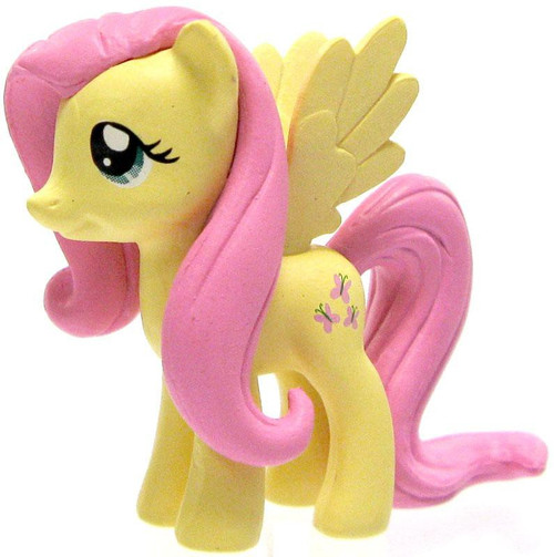 My Little Pony Monopoloy Parts Fluttershy 1 1/2-Inch PVC Figure [Loose]