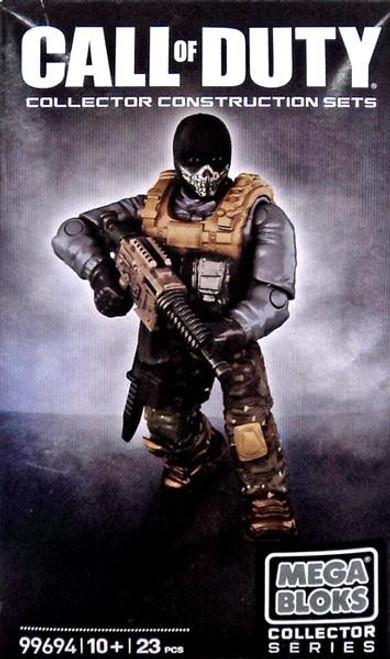 Mega Bloks Call of Duty Ghost Mini Figure Exclusive Set #99694