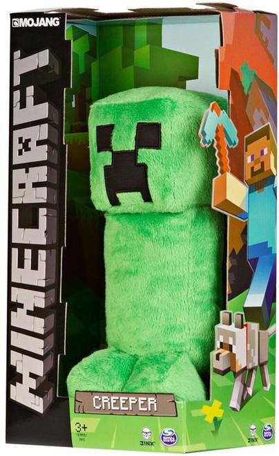Minecraft Creeper 11-Inch Plush