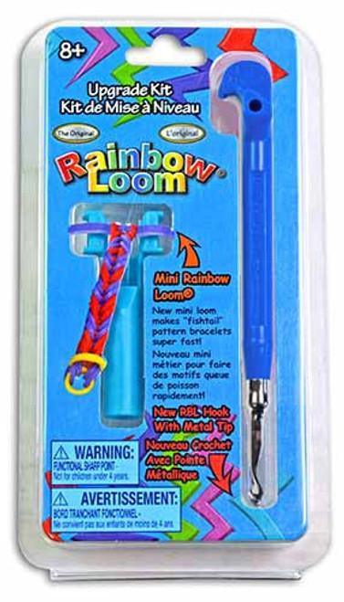 Rainbow Loom Metal Hook Tool Upgrade Kit [Blue]