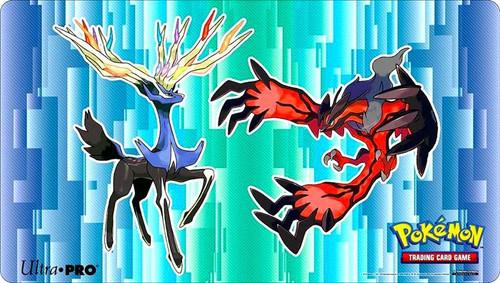 Ultra Pro Pokemon X & Y Card Supplies Yveltal & Xerneas 9-Pocket Binder