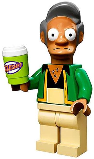 LEGO The Simpsons Simpsons Series 1 Apu Nahasapeemapetilon Minifigure [Loose]