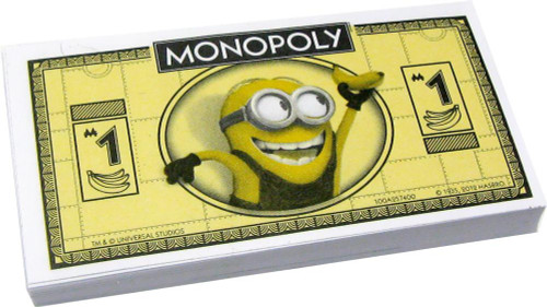 Despicable Me 2 Set of Banana Bucks Money [Loose]