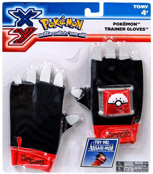 XY Pokemon Trainer Gloves Roleplay Toy