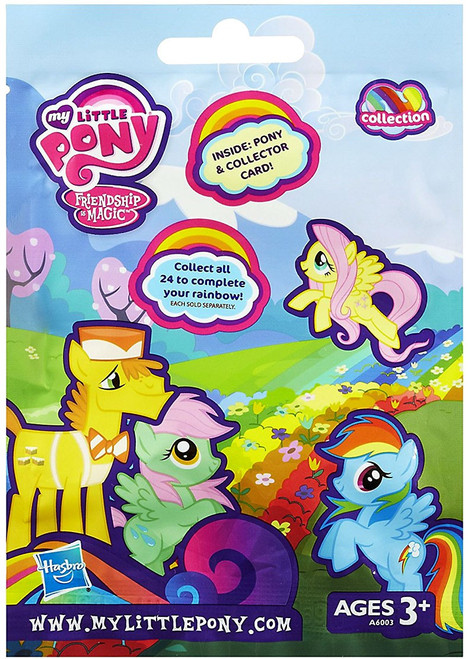 My Little Pony PVC Series 8 Mystery Pack