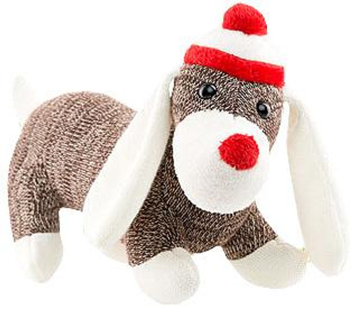 Webkinz Knit Sock Dog Plush