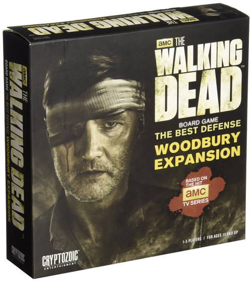 AMC TV Games The Walking Dead The Best Defense Board Game [Woodbury Expansion]