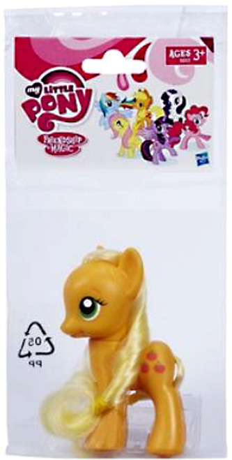 My Little Pony Friendship is Magic 3 Inch Bagged Applejack Figure