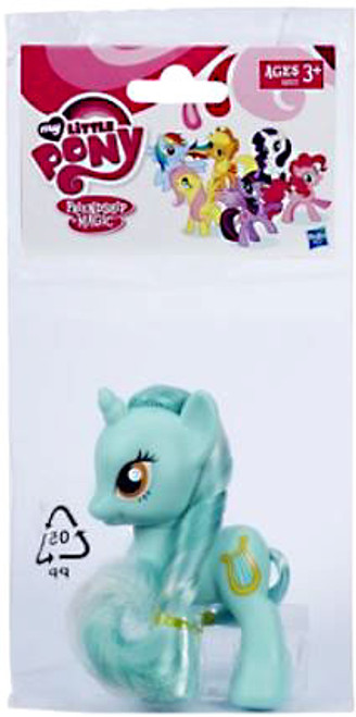 My Little Pony Friendship is Magic 3 Inch Bagged Lyra Heartstrings Figure