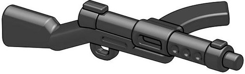 BrickArms Weapons Type 100 SMG 2.5-Inch [Black]