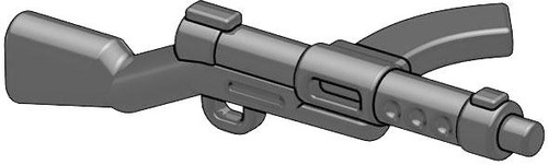 BrickArms Weapons Type 100 SMG 2.5-Inch [Gunmetal]