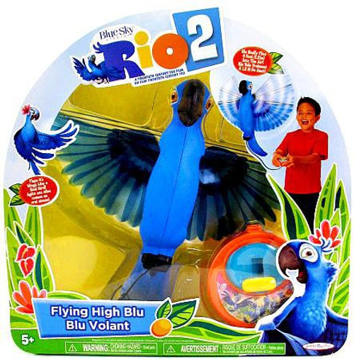 Rio 2 Flying High Blu R/C Figure