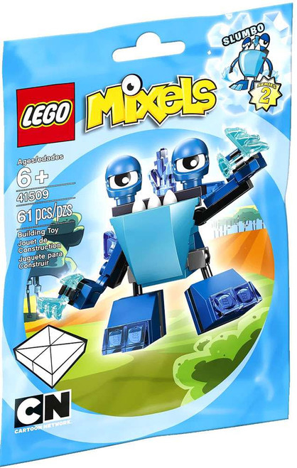 LEGO Mixels Series 2 Slumbo Set #41509