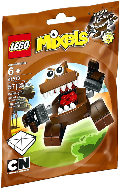 LEGO Mixels Series 2 Gobba Set #41513