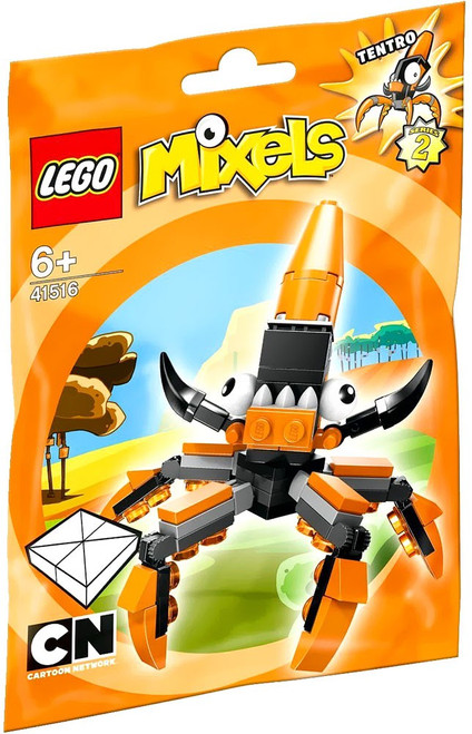 LEGO Mixels Series 2 Tentro Set #41516