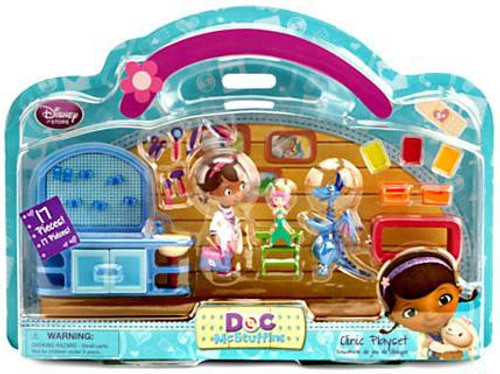 Disney Doc McStuffins Clinic Exclusive Playset