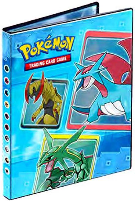 Ultra Pro Pokemon Card Supplies Gen6 4-Pocket Binder