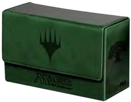 Ultra Pro MtG Premium Flip Green Mana Symbol Deck Box [Dual]