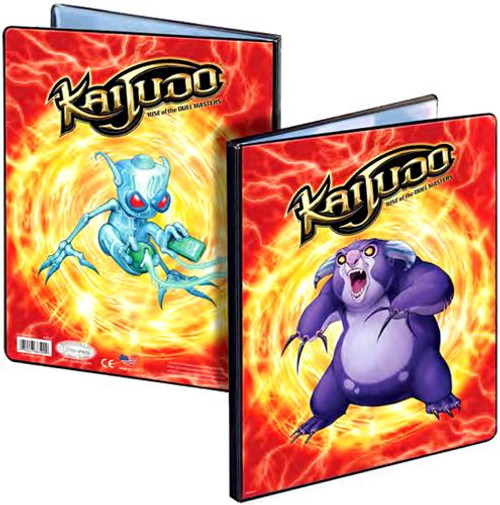 Ultra Pro Kaijudo 9-Pocket Binder #1 [#1]