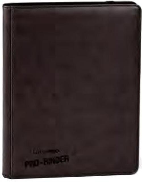 Ultra Pro Card Supplies Premium Pro-Binder Black 9-Pocket Binder
