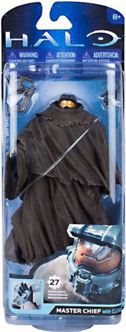 McFarlane Toys Halo 5 2014 Series 1 Master Chief Action Figure [Cloak]