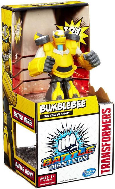 Transformers Battle Masters Bublebee Action Figure [The King of Sting]