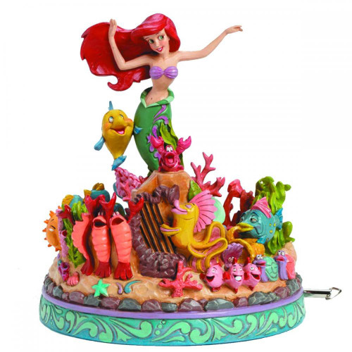 Disney Princess The Little Mermaid Disney Traditions Ariel Statue