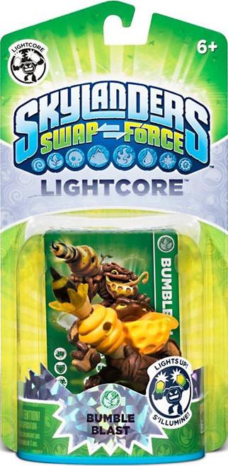 Skylanders Swap Force Lightcore Bumble Blast Figure Pack