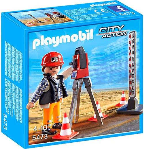 Playmobil City Action Surveyor Set #5473