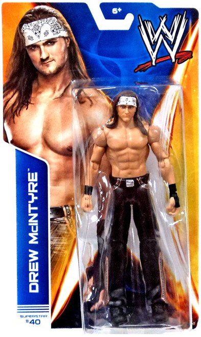 WWE Wrestling Series 41 Drew McIntyre Action Figure #40