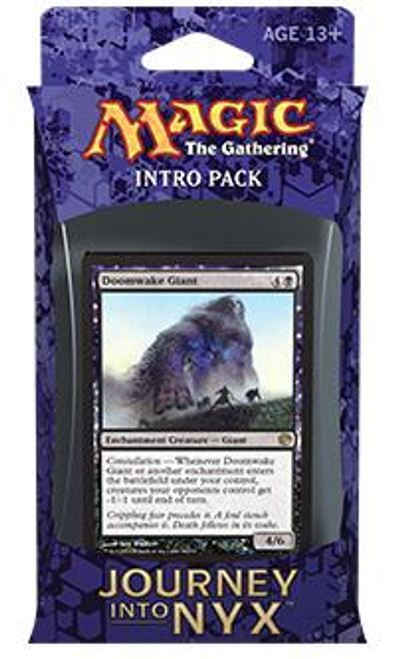 MtG Journey into Nyx Pantheon's Power Intro Pack