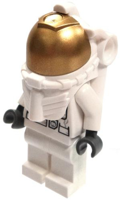 LEGO City Astronaut with Gold Visor Minifigure [Loose]