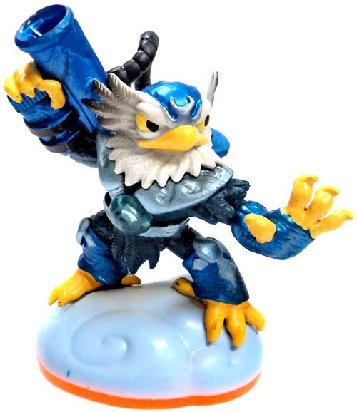 Skylanders Giants Loose Jet-Vac Figure [Lightcore Loose]