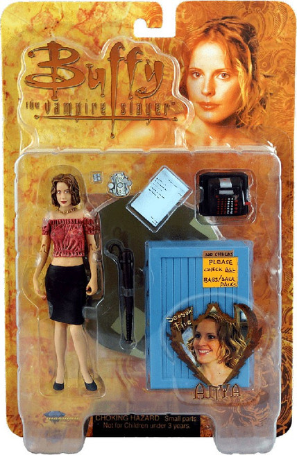 Buffy The Vampire Slayer Series 6 Anya Action Figure [Season 5]